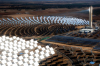 PS10 from PS20 at Abengoa Solar
