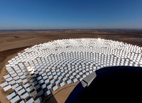 The Mirror Orchestra - Colour at Abengoa Solar